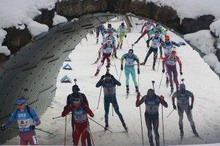 Французи виграли останню гонку у Пхенчхані,  українці – п'яті