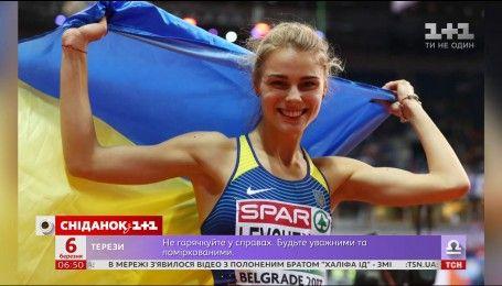 Цуренко виграла жіночий турнір WTA в Мексиці, а Левченко завоювала бронзу в стрибках у висоту