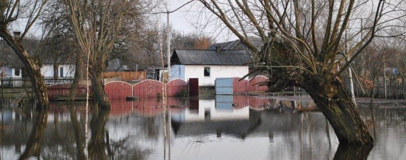 Синоптики предупредили о повышении уровней воды в реках и образовании селей на Закарпатье
