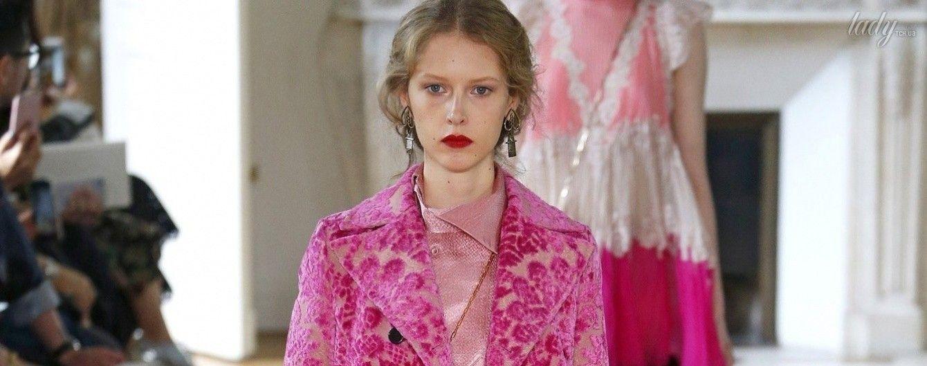 Розовый, голубой и синий: тенденции моды сезона весна-лето 2017