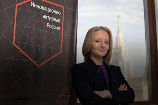 Донька Путіна ліквідувала свій фонд