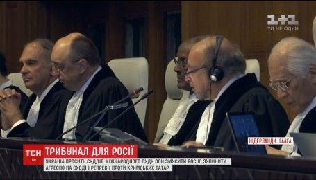 МИД Украины на судебном процессе в Гааге обвиняет Кремль в финансировании терроризма на Донбассе