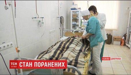 У Бахмуті лікарі рятують 4 поранених на фронті бійців
