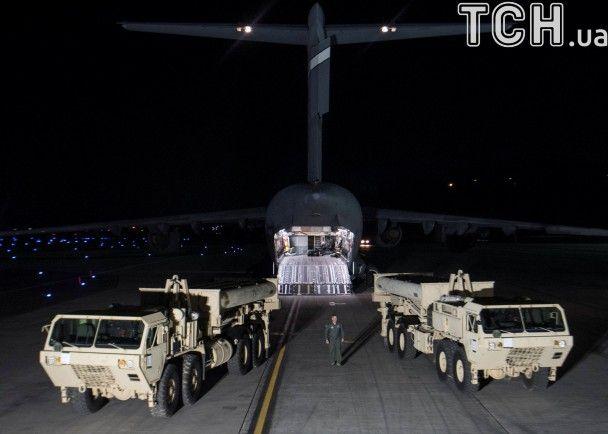 Решительный протест: Китай гневается из-за размещения Штатами ПРО на землях Южной Кореи