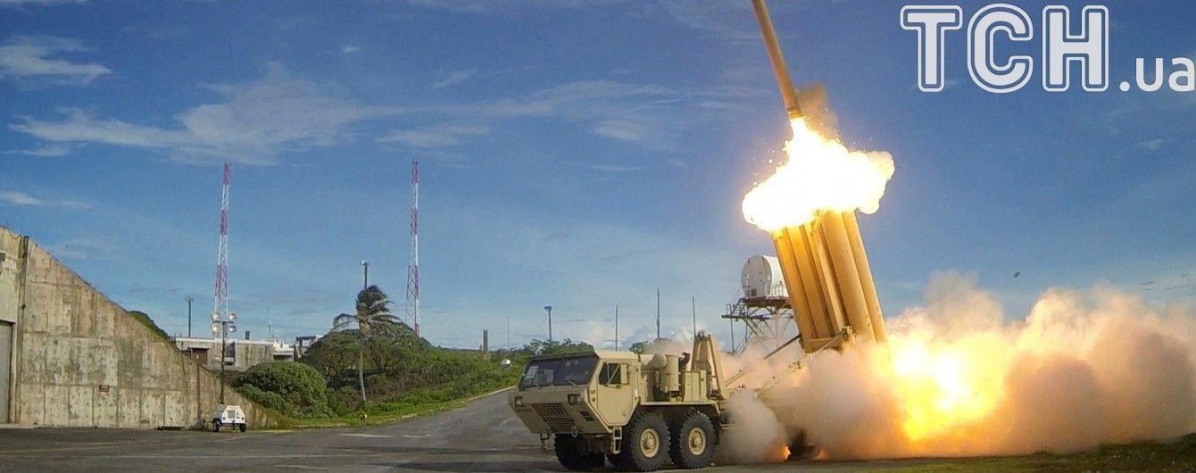 Китай призывает США отказаться от размещения противоракетных комплексов THAAD в Южной Корее