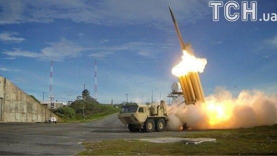 Комплекс ПРО США перехопив аналог північнокорейської ракети