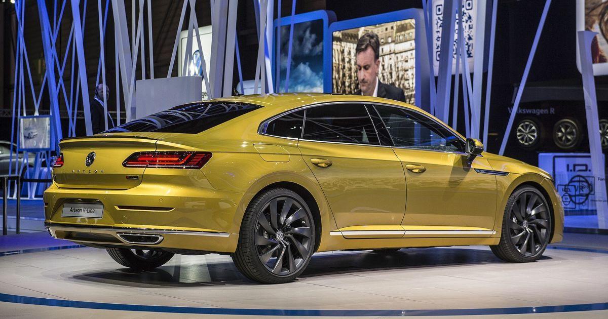 Volkswagen Arteon @ autoblog.com