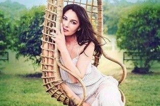 Очаровательная и грациозная Моника Беллуччи в новой фотосессии