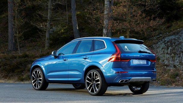 В Женеве дебютировал новый кроссовер Volvo XC60
