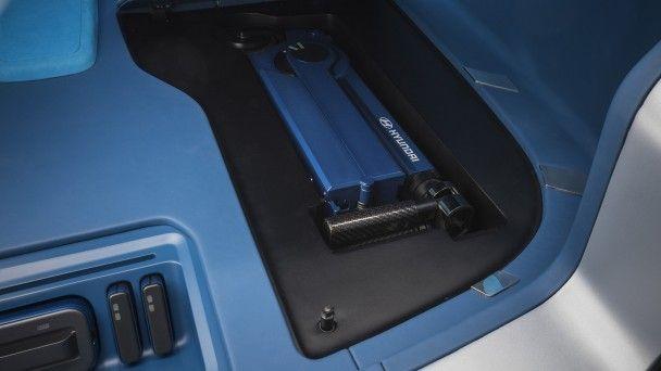 Hyundai показал концепт нового водородного кроссовера