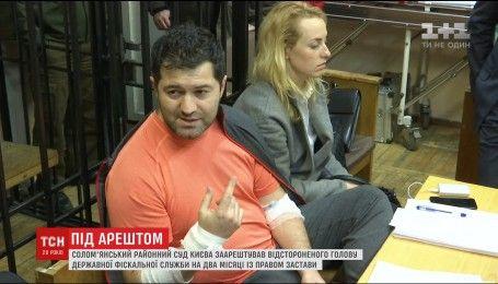 До решения Апелляционного суда или внесения залога Насиров будет находиться под стражей