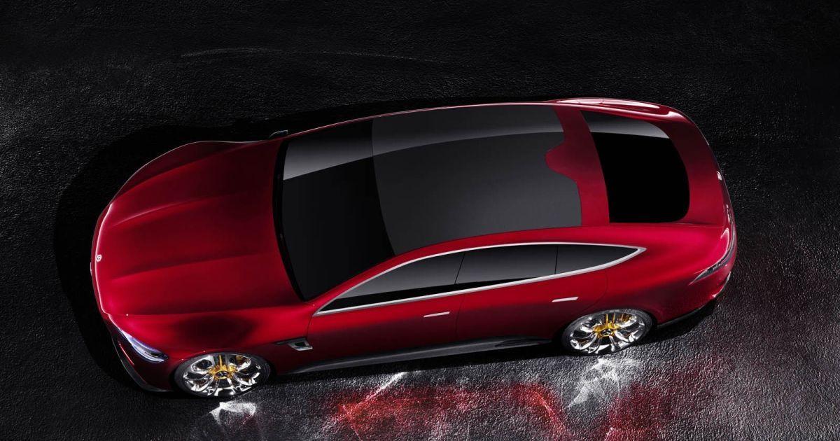 Mercedes-AMG GT Concept @ carscoops.com