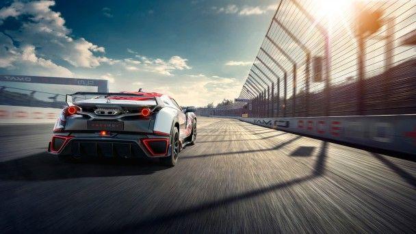 Tata продемонстрировала свой первый спорткар