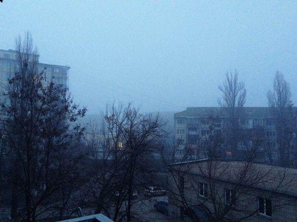 Киев в тумане. Синоптик объяснила происхождение зловонного смога