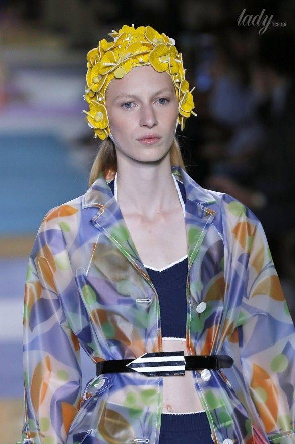 шляпы коллекция прет-а-порте сезона весна-лето 2017_9