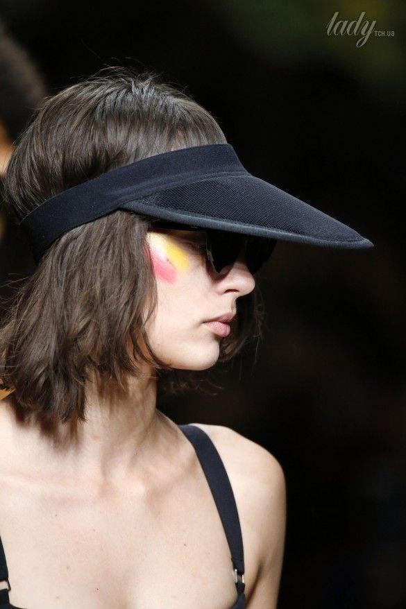 шляпы коллекция прет-а-порте сезона весна-лето 2017_17