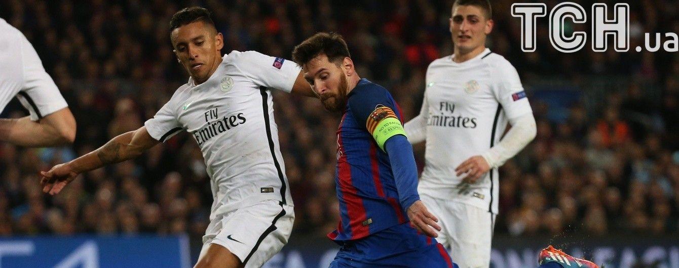 """Фанати ПСЖ після погрому від """"Барселони"""" понівечили автомобілі своїх гравців"""