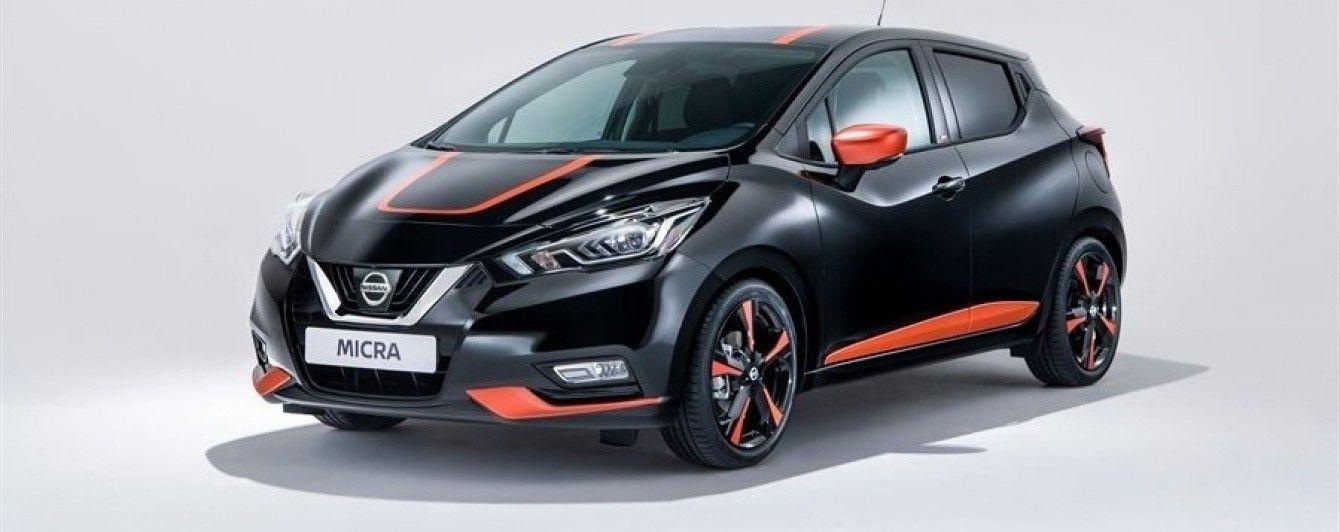 Nissan Micra получил специальную версию Bose Personal Edition