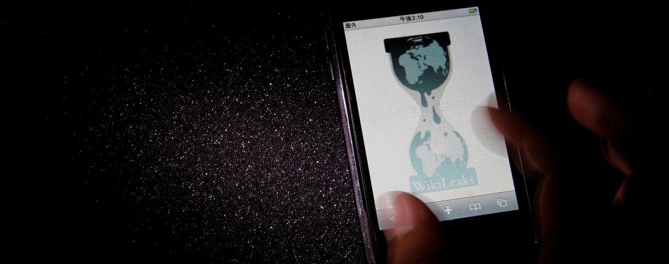 WikiLeaks оприлюднила тисячі листів передвиборчої кампанії Макрона у Франції