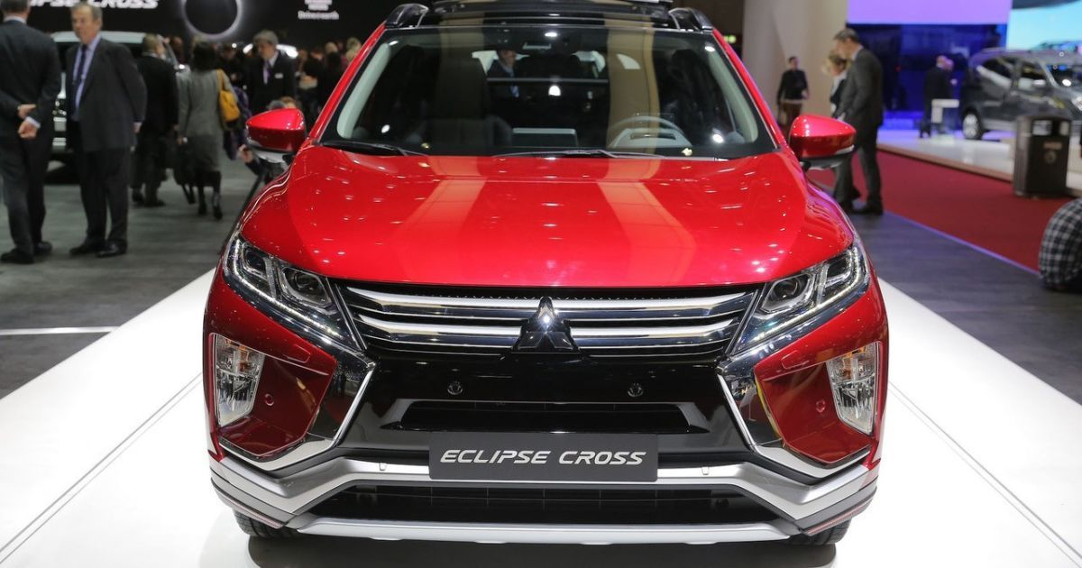 Mitsubishi Eclpise Cross
