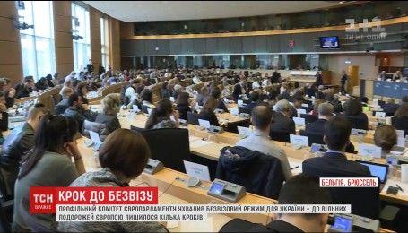 Финишная прямая: в Европарламенте запустили принятие безвиза для Украины