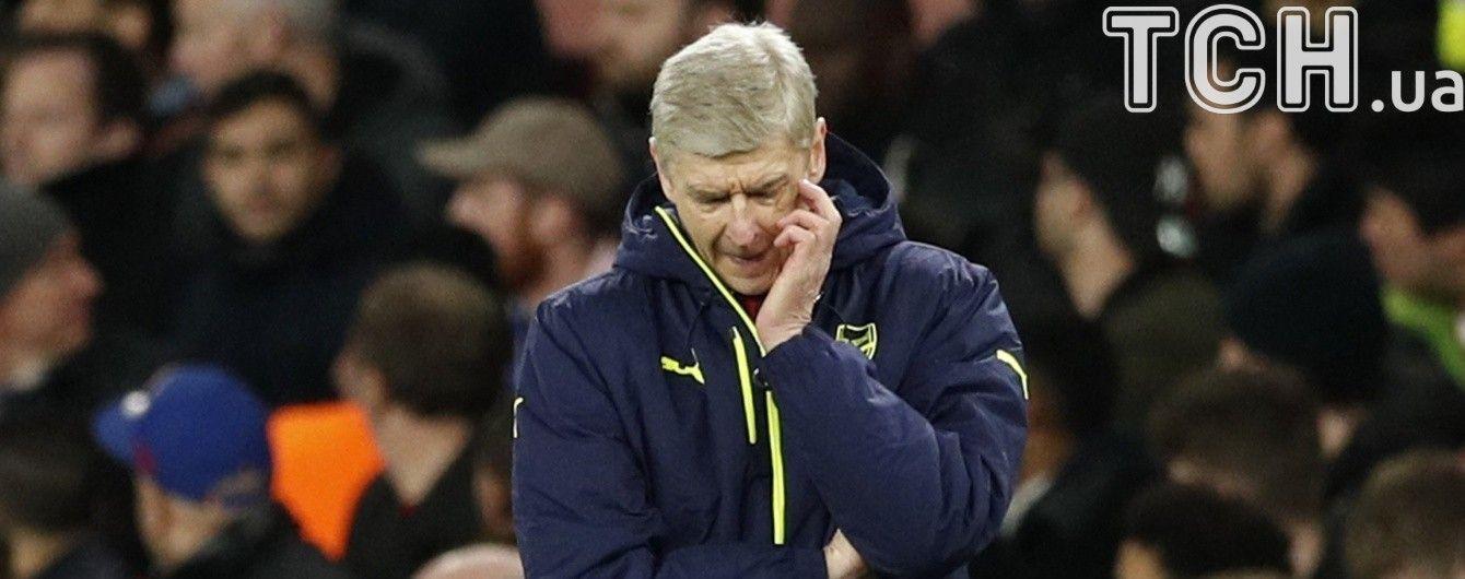 """Венгер: Две недели назад тренер """"Барселоны"""" был идиотом, а сейчас он герой"""