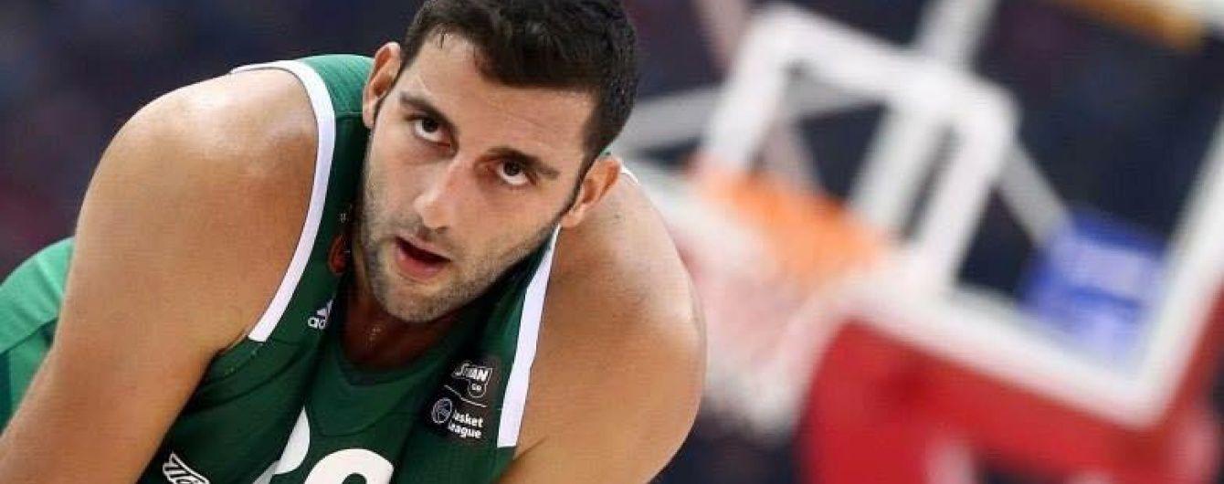 Греческий баскетболист установил рекорд Евролиги