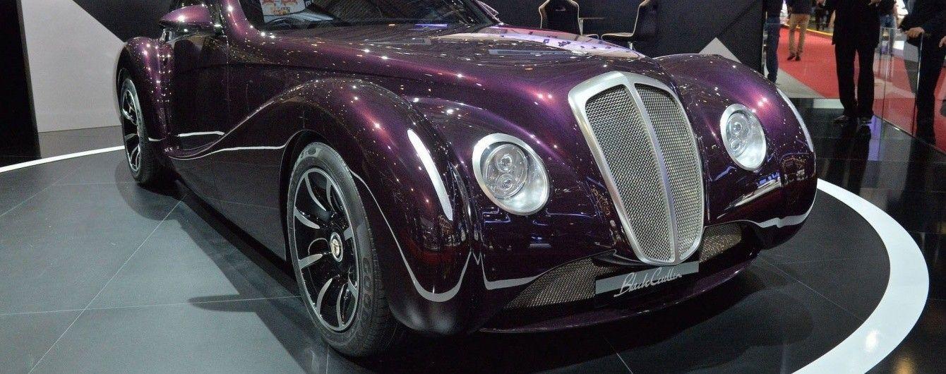 В рамках Женевского автосалона состоялась премьера нового купе Black Cuillin