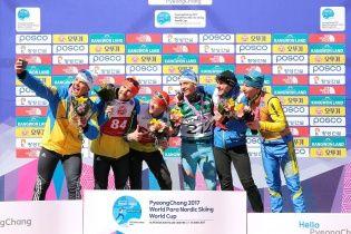 Українські паралімпійці завоювали 9 нагород в перший день Кубку світу з лижних перегонів та біатлону