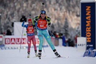 Українка Варвинець посіла 7 місце в пасьюті на Кубку світу з біатлону