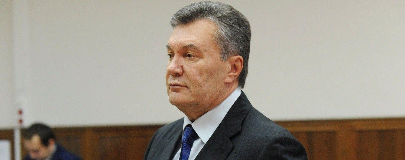 Адвокат назвал полный адрес проживания Януковича в России
