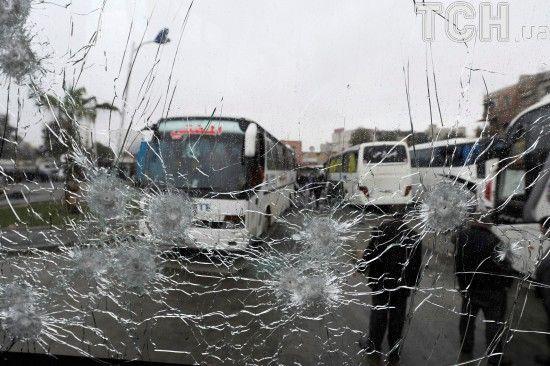 Напад смертника у столиці Сирії: щонайменше восьмеро загиблих та десяток поранених