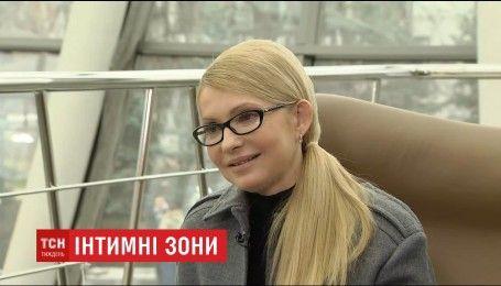 Тимошенко рассказала об отношениях с Путиным и собственной декларации