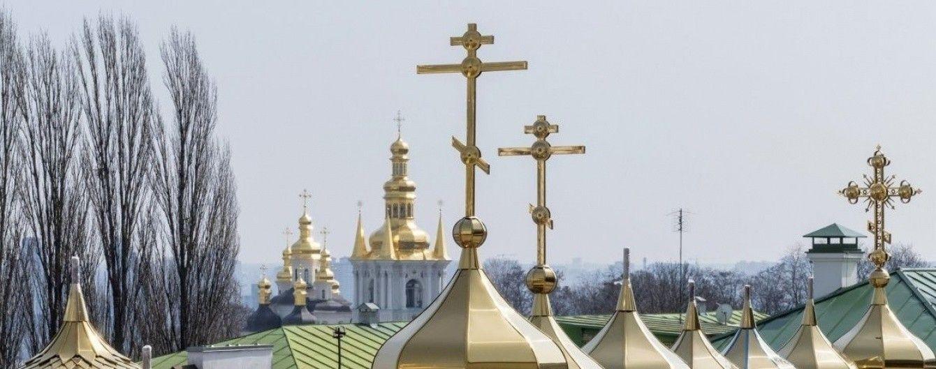 В Украине в три раза уменьшилось количество рьяных сторонников Русской православной церкви