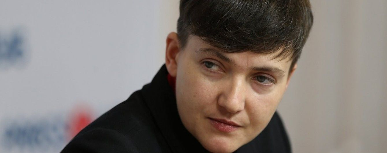 Президент ничего не делает для их освобождения. Савченко обнародовала список пленных на Донбассе