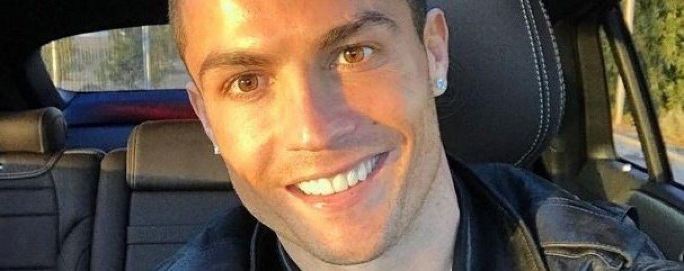 Криштиану Роналду во второй раз станет отцом