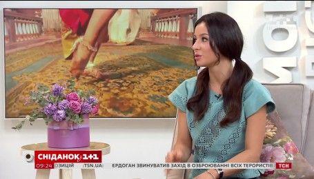 Злата Огнєвіч розповіла про новий кліп і заспівала у студії Сніданку