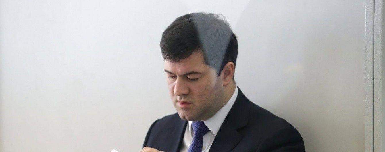 Насіров пояснив інформацію про свій британський паспорт технічною помилкою