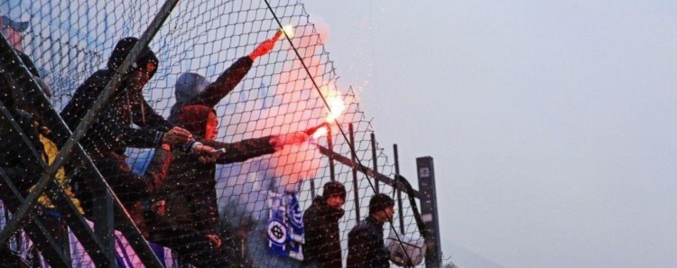 """""""В чемпіонство ми і досі віри не втрачаєм"""". Фанати """"Динамо"""" підтримали команду"""
