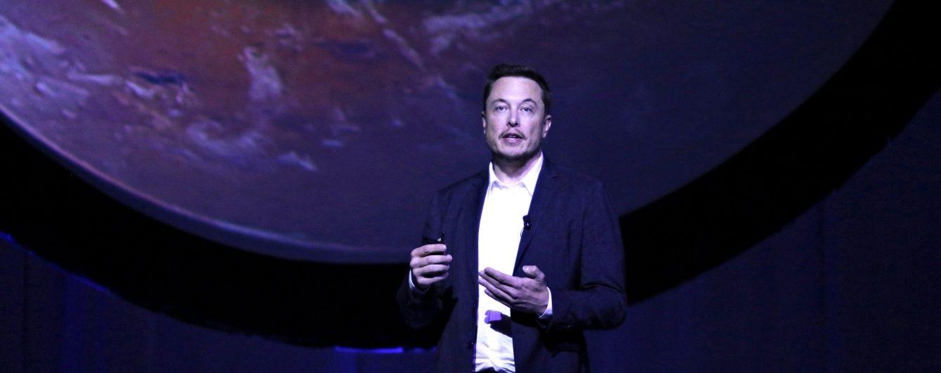 Корабель, що курсує між зірками та океани на Марсі: амбітні плани глави SpaceX. Відеоінфографіка