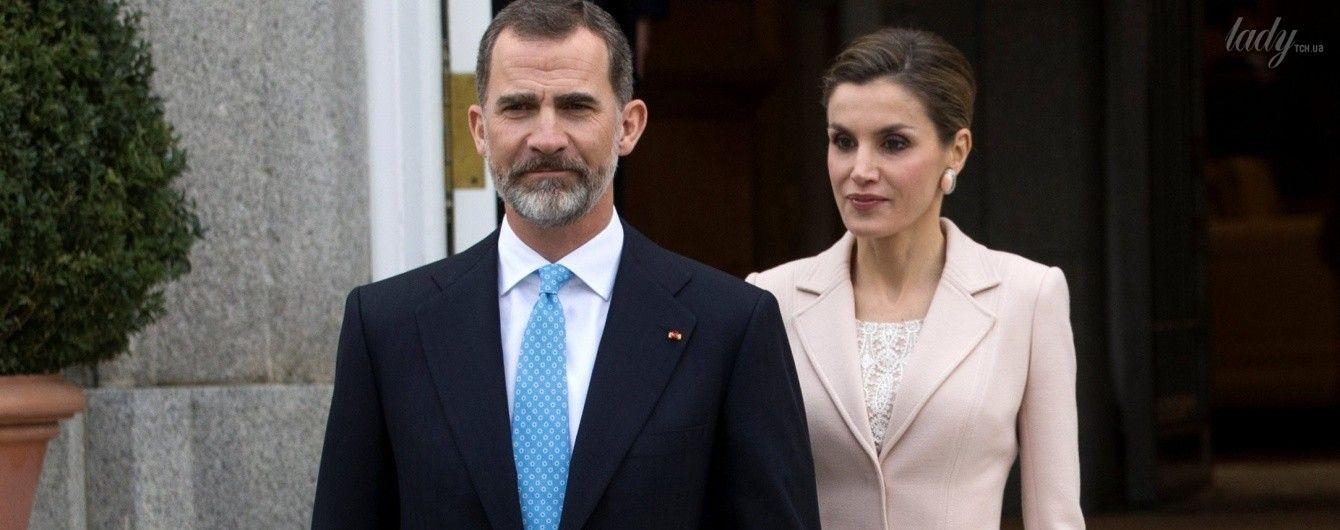 Это будет интересно: королева Летиция и король Филипп VI посетят с визитом Букингемский дворец
