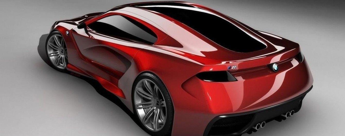 """""""Заряженная"""" BMW M8 появится в трех типах кузова"""
