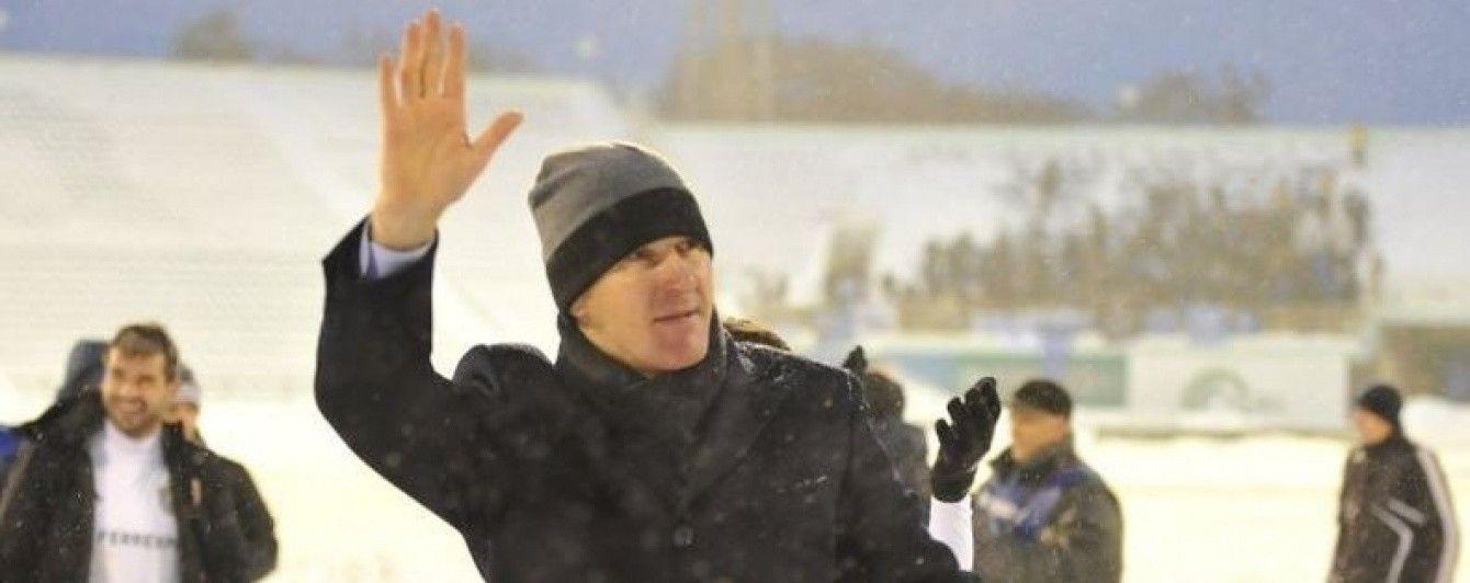 """Болельщики """"Ворсклы"""" потребовали отставки главного тренера команды Сачко"""