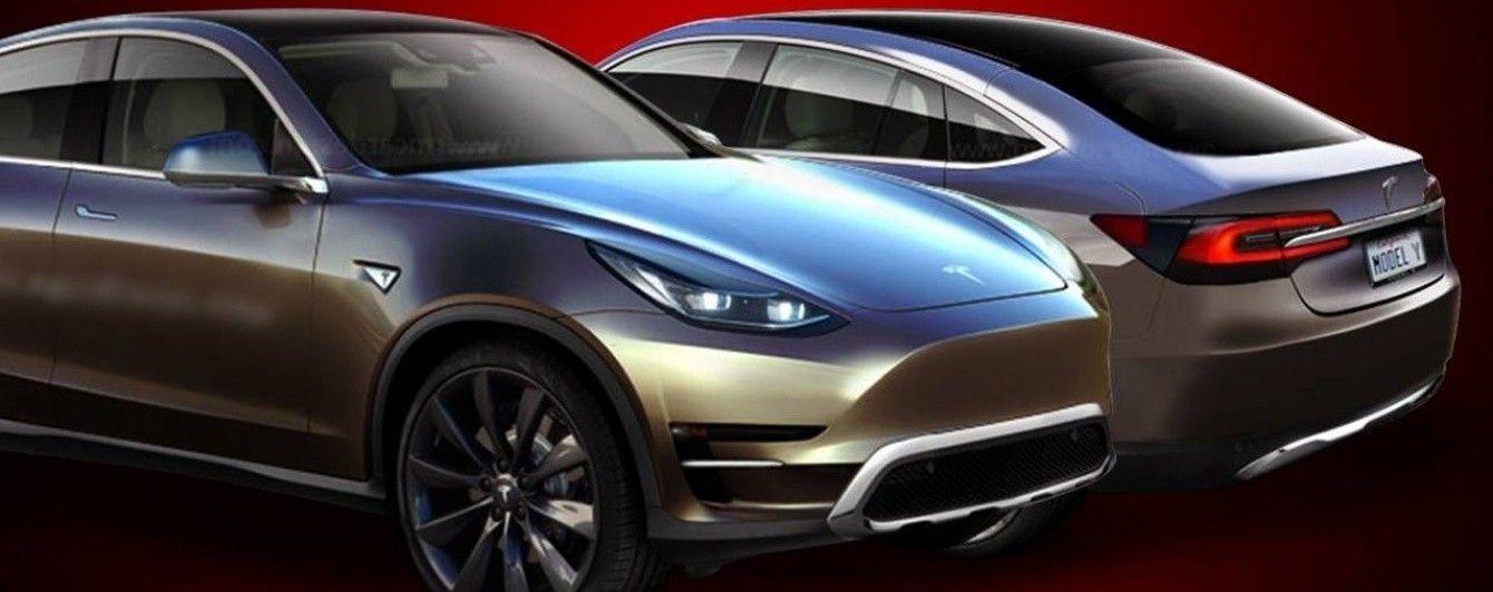 Tesla создаст компактный кроссовер на базе Model 3