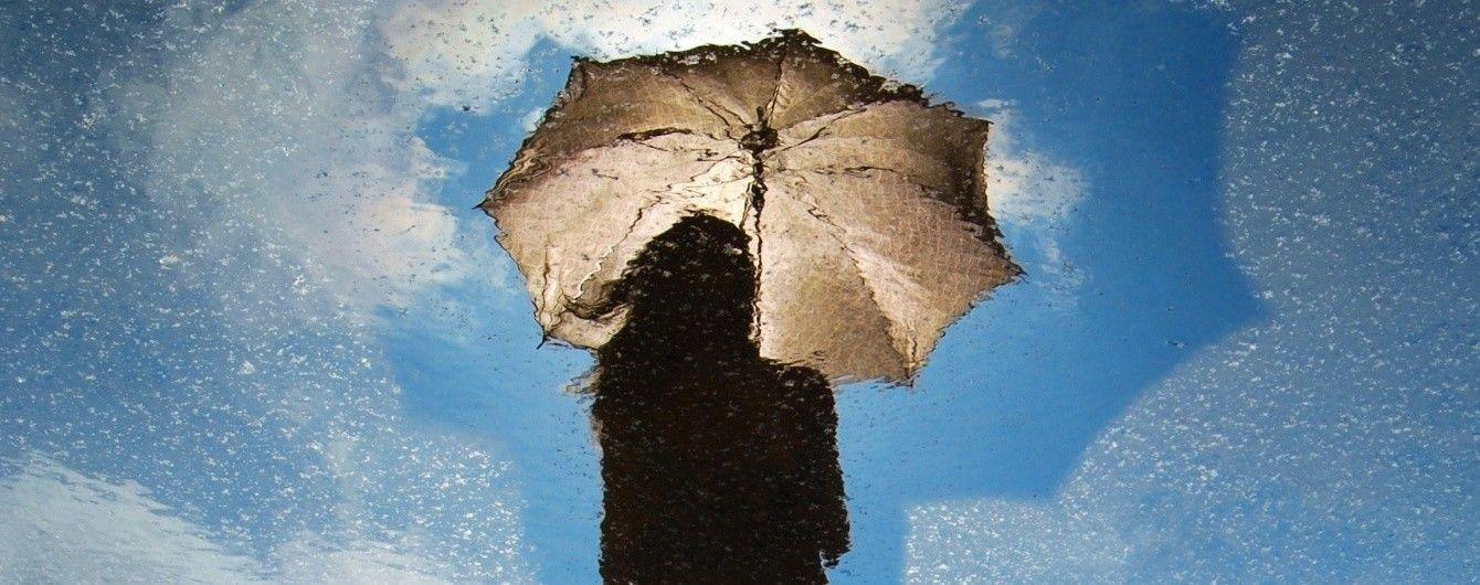 Весна приходит в Украину с дождями. Прогноз на 15 марта
