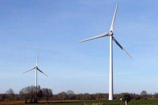 На Херсонщине ввели в эксплуатацию 12 новых ветрогенераторов