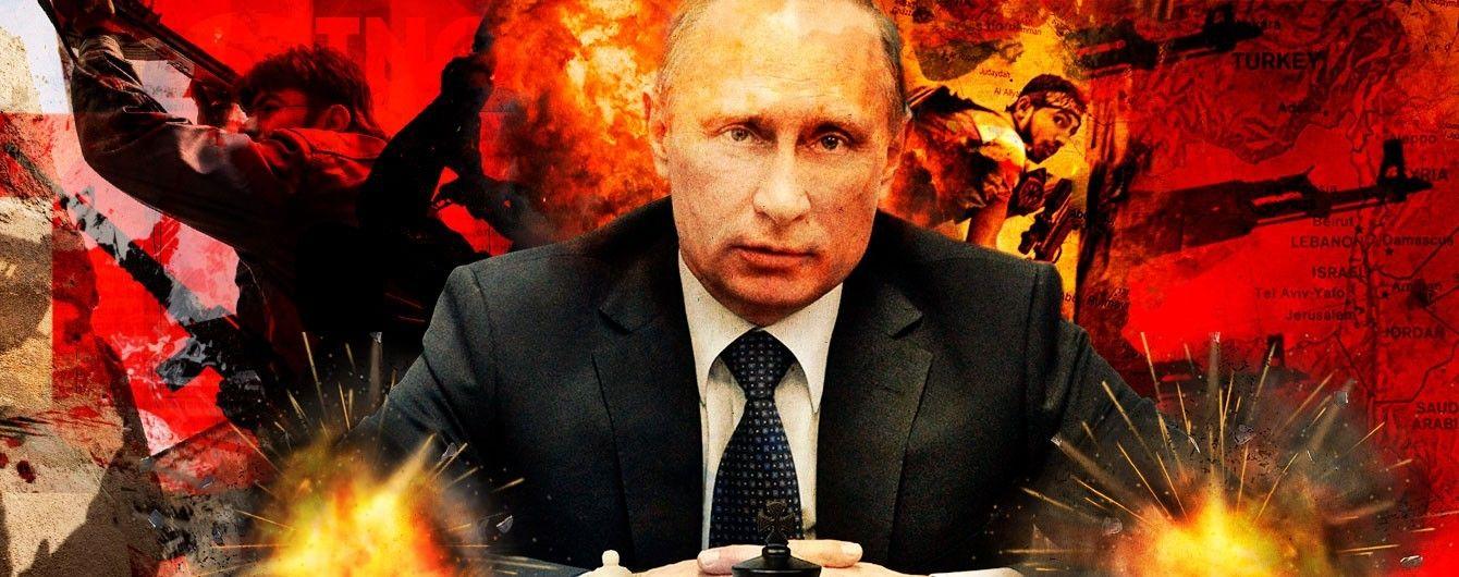 Украина, Сирия, Ливия: хаос, нищета, кровь