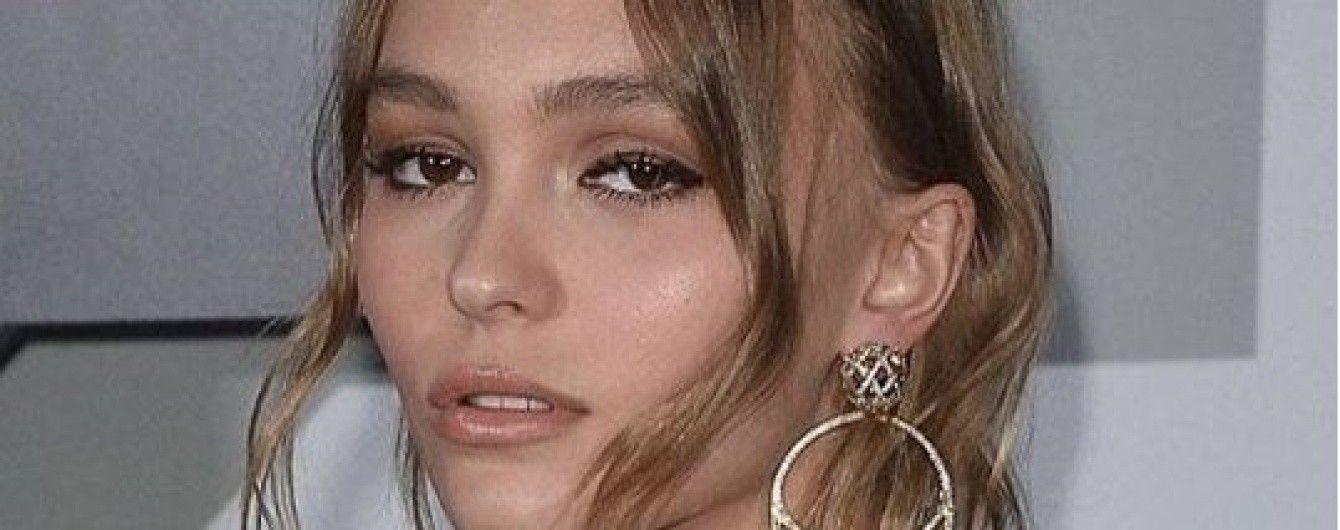 17-летняя дочь Деппа и Паради обнажилась для Vogue