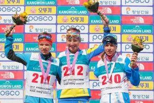 Українські паралімпійці завоювали 34 медалі на Кубку світу з лижних гонок та біатлону
