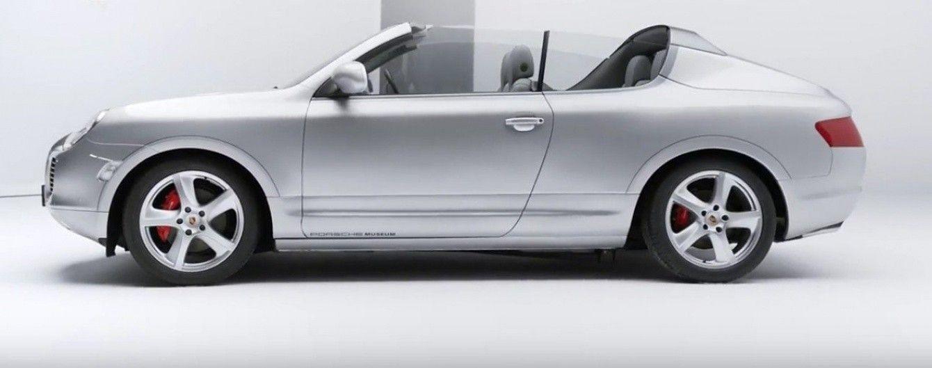 Porsche назвала пять своих лучших концептов